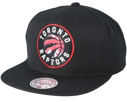 Toronto Raptors Easy Three Digital XL Black Snapback - Mitchell & Ness