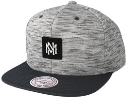 Gull Brushed Melange Snapback - Mitchell & Ness