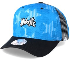 Orlando Magic Jersey Hook & Loop Blue Adjustable - Mitchell & Ness