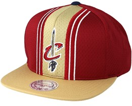Cleveland Cavaliers Jersey Red Snapback - Mitchell & Ness