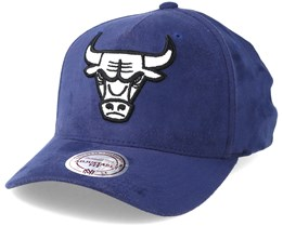 Chicago Bulls Classic Navy Adjustable - Mitchell & Ness