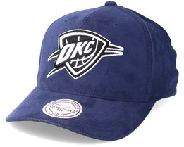 Oklahoma City Thunder Classic Navy Adjustable - Mitchell & Ness