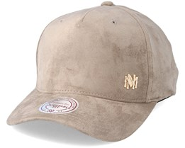 Classic Taupe Adjustable - Mitchell & Ness