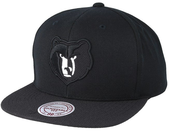a9b9002e29150 ... free shipping memphis grizzlies full dollar black snapback mitchell ness  caps hatstore 47a06 ce058