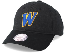 Golden State Warriors Ball Game Grey Adjustable - Mitchell & Ness