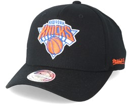 New York Knicks Eazy Black 110 Adjustable - Mitchell & Ness