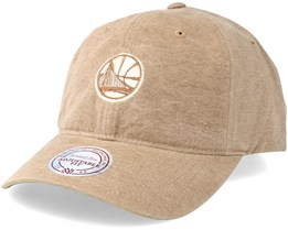 Golden State Warriors Workman´s Slouch Strapback Adjustable - Mitchell & Ness