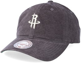 Houston Rockets Workmens Strapback Grey Adjustable - Mitchell & Ness