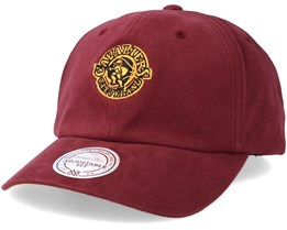 Cleveland Cavaliers Haze Burgundy Adjustable - Mitchell & Ness