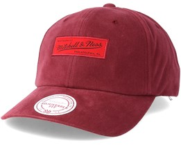 Own Brand Haze Burgundy/Red Adjustable - Mitchell & Ness