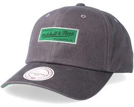 Own Brand Haze Grey/Green Adjustable - Mitchell & Ness