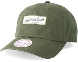 Own Brand Haze Olive/Khaki Adjustable - Mitchell & Ness