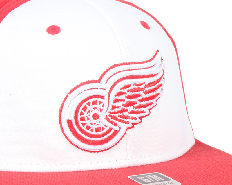 detroit red wings nhl basic league fitted reebok casquette. Black Bedroom Furniture Sets. Home Design Ideas