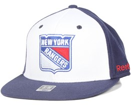 NY Rangers Basic League Fitted - Reebok