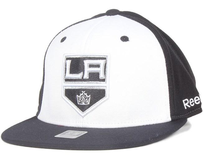 a8ec678d5d4 LA Kings Basic League Fitted - Reebok caps