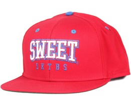 Arch Red Snapback - Sweet