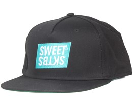 Official Black Snapback - Sweet