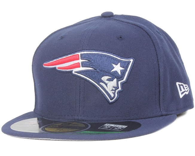 New England Patriots NFL On Field Game 59Fifty - New Era