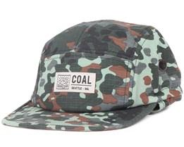 The Trek Camo 5-Panel - Coal