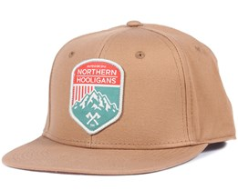 Outdoor Div. Dark Khaki Snapback - Northern Hooligans