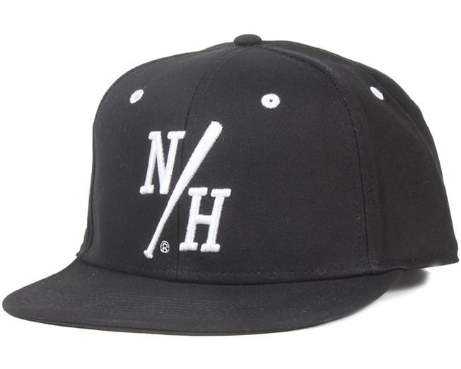 Batter Black Snapback - Northern Hooligans