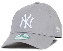 NY Yankees 940 Basic Grey - New Era
