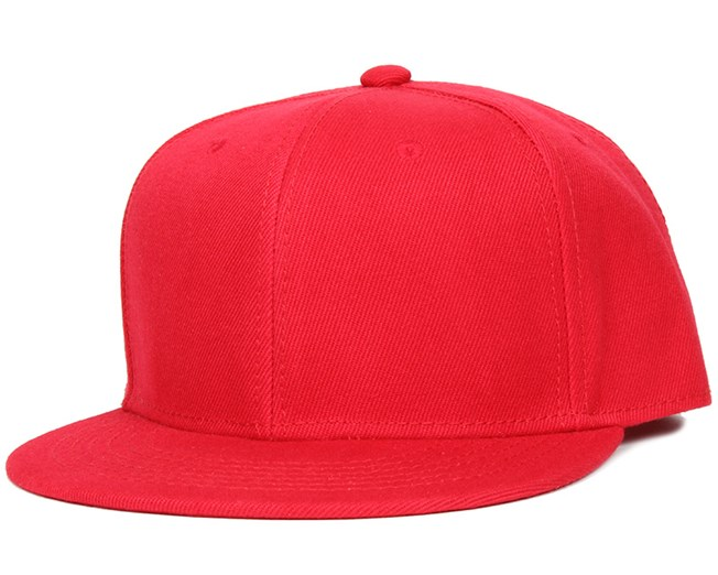 Red Snapback - Atlantis
