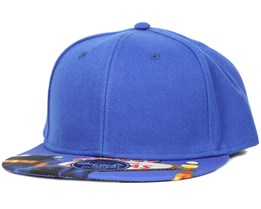 Royal/Las Vegas Snapback - Atlantis