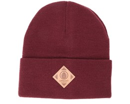 Official Fold Bordeaux Beanie - Upfront