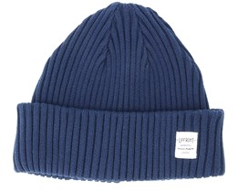Bridge Dark Navy Beanie - Upfront