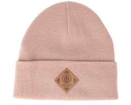 Official Fold Pink Beanie - Upfront