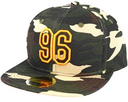Maverick Youth Camo Snapback - State of wow