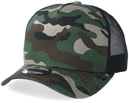 Reed Baseball Camo Trucker - State Of Wow