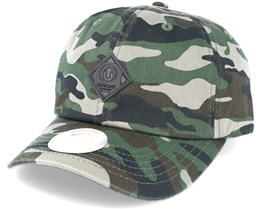 Morgan Soft Baseball Camo Adjustable - Upfront