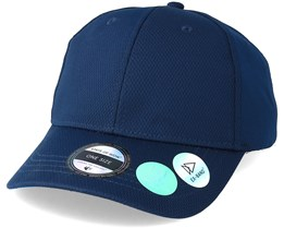 Trouper Baseball Cap Navy Adjustable - State Of Wow
