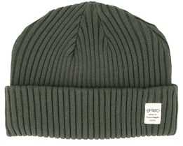Bridge Dusty Green Beanie - Upfront