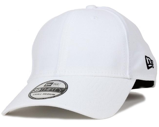 Basic White 39Thirty Flexfit - New Era