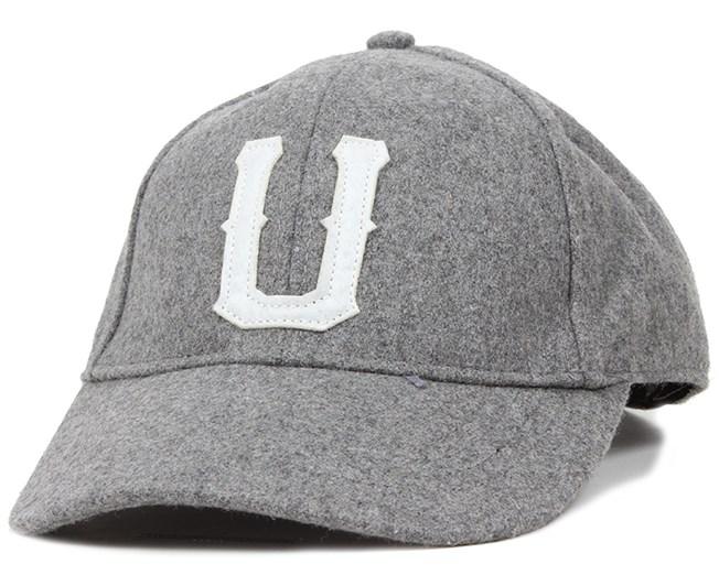Baseball Light Grey/Melange Adjustable - Upfront