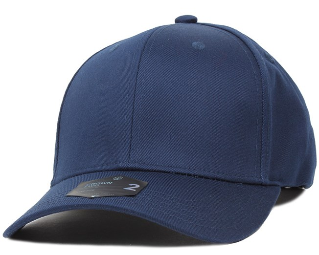 Crown 2 Navy Blue Adjustable - State Of Wow