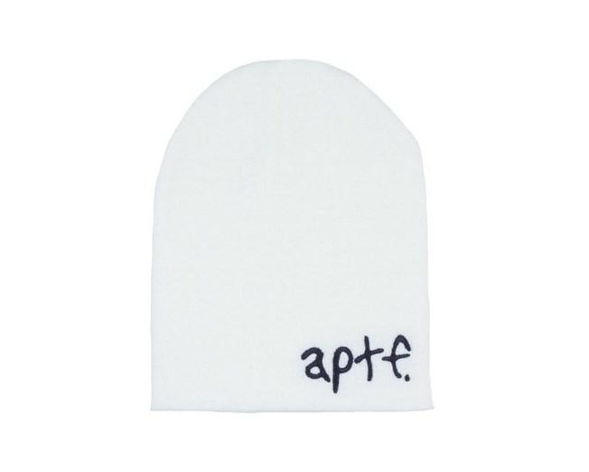Appertiff - APTF Beanie White Mössa