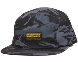 Rainfly True Black 5-Panel - Burton