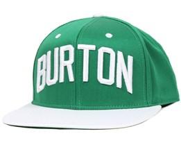 Beer League Online Lime Snapback - Burton