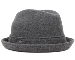 Wool Player Dark Flannel - Kangol