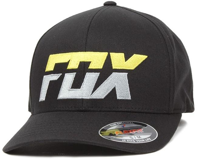 Stack Black Flexfit - Fox