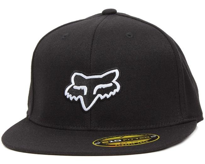 ProductAttribut.cap  från Fox The Steez Black Fitted - Fox 227df025f4