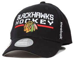 Chicago Blackhawks Locker Room 2 Flexfit - Reebok