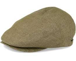 Keter Loden Olive Flat Cap - Bailey