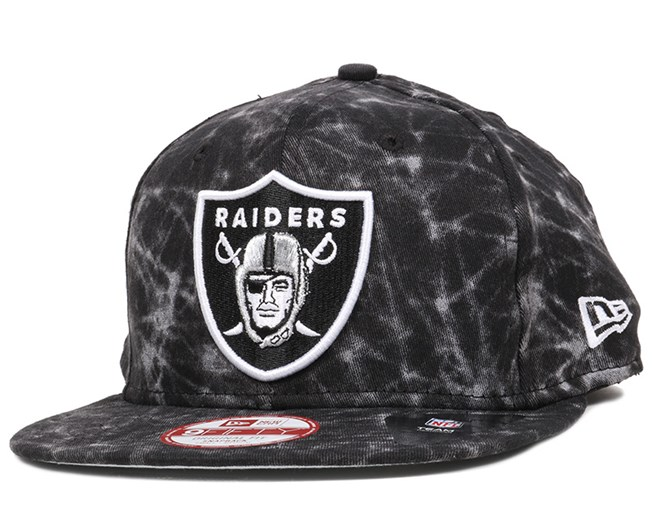 Oakland Raiders Denim ACID 9Fifty Snapback - New Era