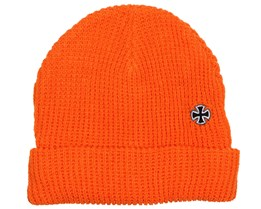 Blitz Orange Beanie - Independent