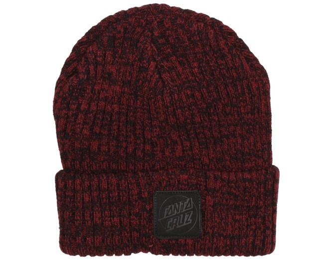 Panhead Wine Heather Beanie - Santa Cruz